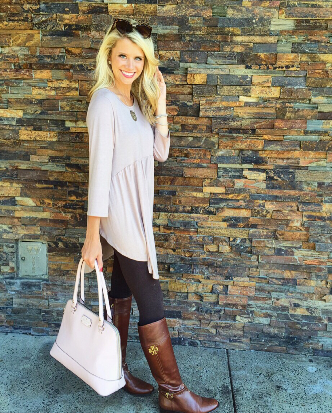 Transitioning Into Fall Outfit