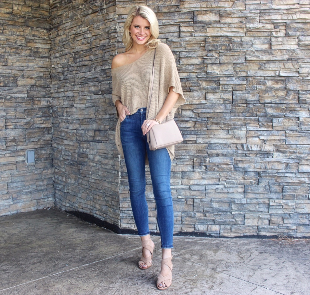 Easy Early Fall Outfit