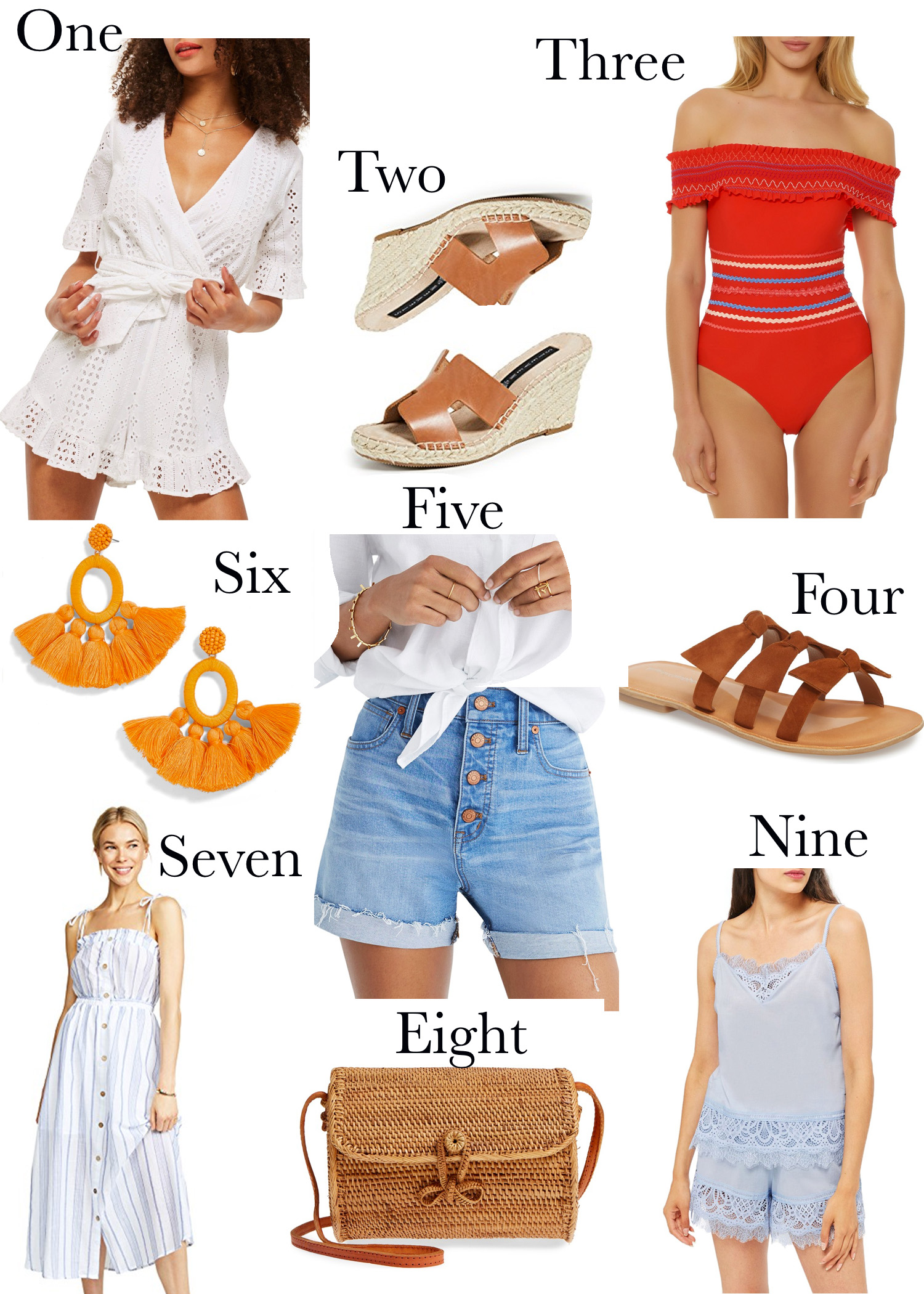 Items I'm Loving for Summer