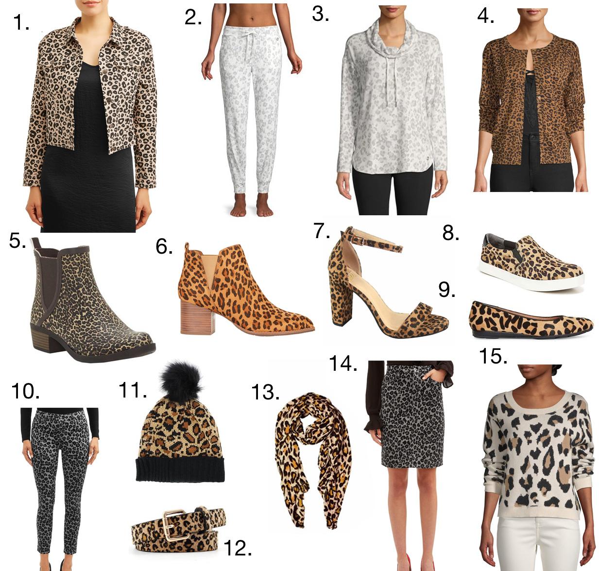 Leopard Trend under $100