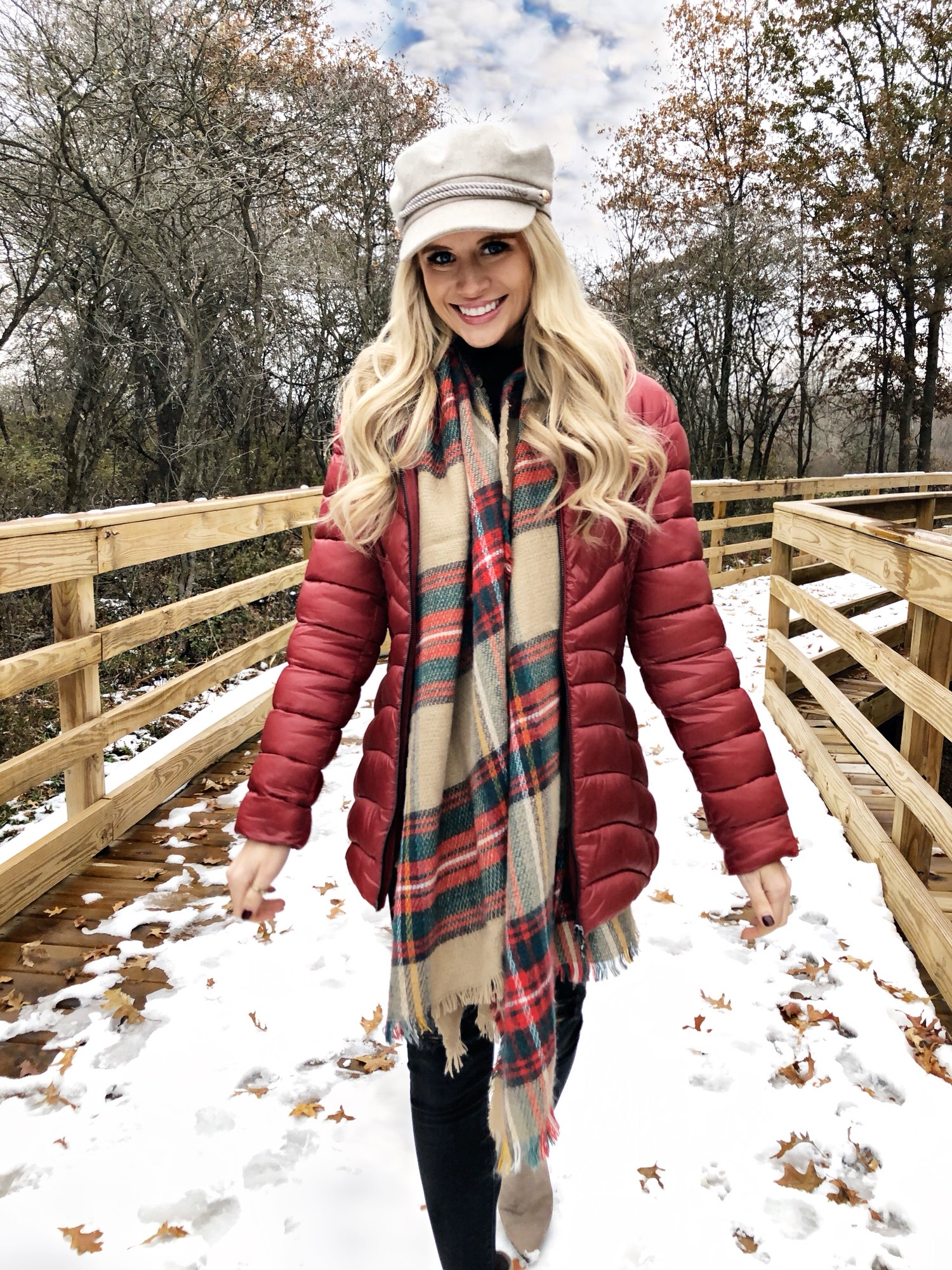 The Perfect Winter Jacket with Bernardo